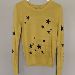 Halogen Star Sweater